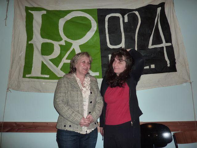 LORA-Fest 2011 Redakteurinnen