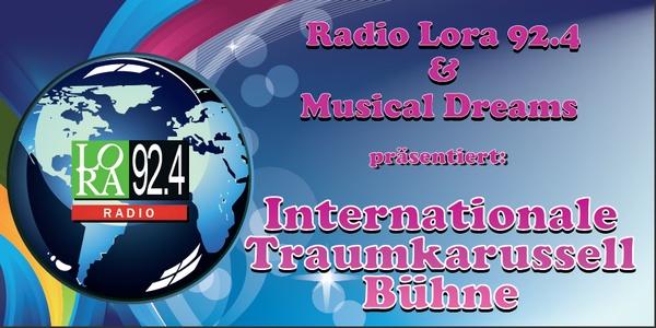 Traumkarussell-Banner