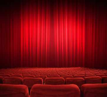 Film Vorführung