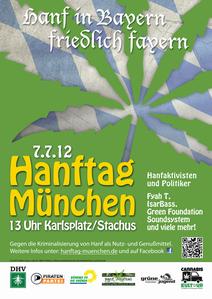 Hanftag München 2012
