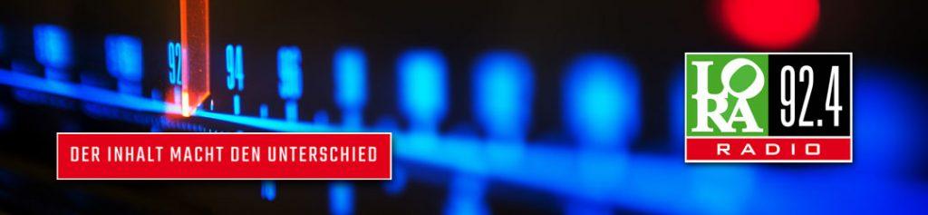 LORA Banner auf HP ab 2021
