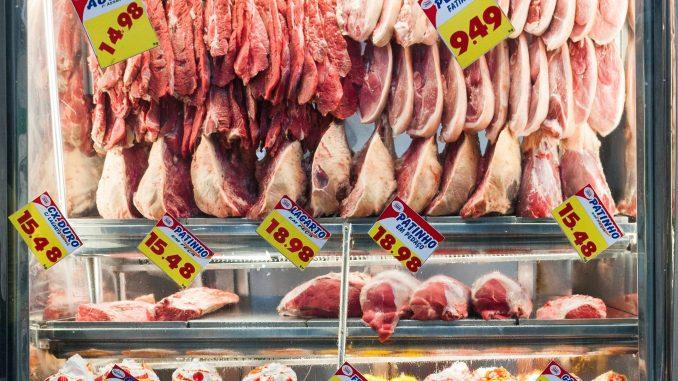 Fleisch Brasilien