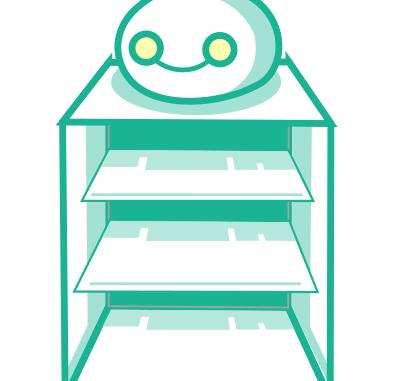Roboter als Kellner
